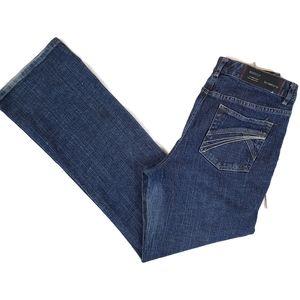 Liz Claiborne women's size 6 bootcut jeans